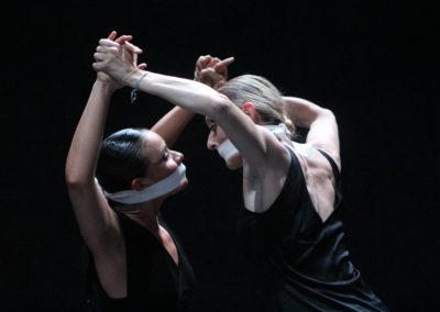 L'ÉTRANGER # Pièce pour 3 danseurs