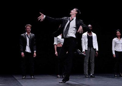 MY ROCK # Pièce pour 11 danseurs