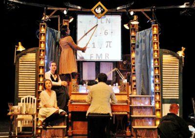 PLEXUS # Théâtre musical