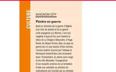 Festival d'Avignon [Presse-Vivre]