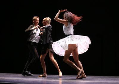 COMME UN TRIO # Pièce pour 3 danseurs