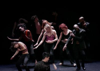 L'HOMME À TÊTE DE CHOU # Pièce pour 12 danseurs