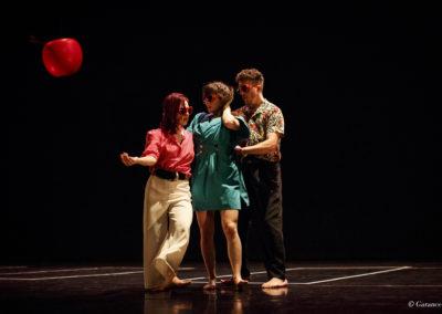 LES CUILLÈRES VIDES  # Danse