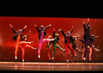 LE JOUR SE RÊVE # Pièce pour 10 danseurs